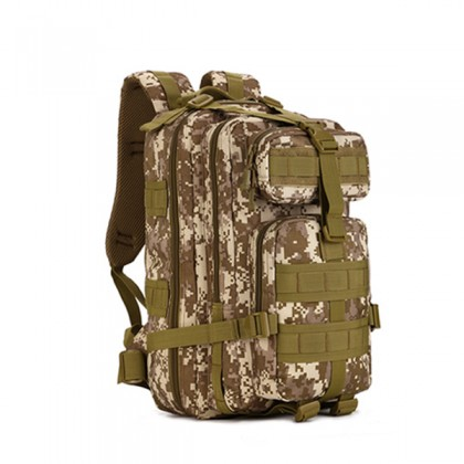 Protector Plus 3P Assault Backpack 30 Litre(S410) - Digital Desert