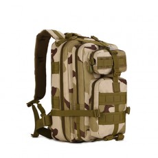 Protector Plus 3P Assault Backpack 30 Litre(S410) - 3 Color Desert