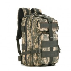 Protector Plus 3P Assault Backpack 40 Litre(S411) - ACU