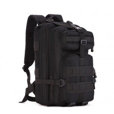 Protector Plus 3P Assault Backpack 40 Litre(S411) - Black