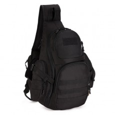 Protector Plus Assault Sling Backpack(X212) - Black