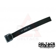 Deltacs Tactical Operator Duty Belt - Black