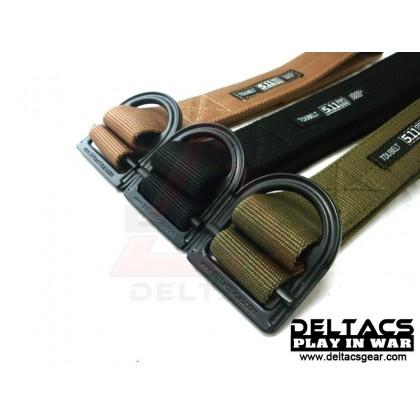 Deltacs Tactical Operator Duty Belt - Black