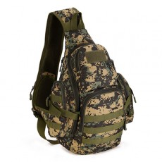 Protector Plus Assault Sling Backpack(X212) - Digital Woodland