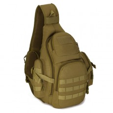 Protector Plus Assault Sling Backpack(X212) - Tan