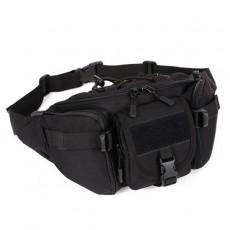 Protector Plus Admin Waist Pouch(Y102) - Black