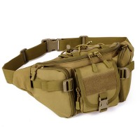 Protector Plus Admin Waist Pouch(Y102) - Tan