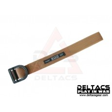 Deltacs Tactical Operator Duty Belt - Tan