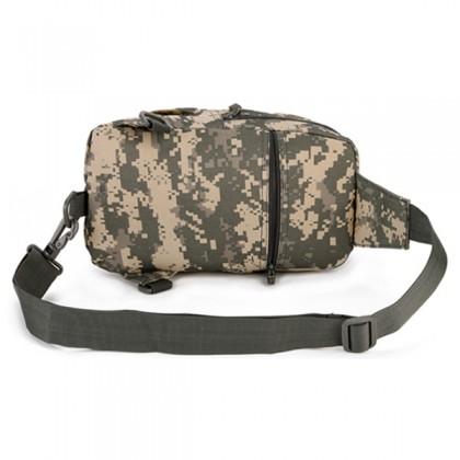 Protector Plus 2-in-1 Multi Purpose Sling/Waist Bag(Y105) - ACU