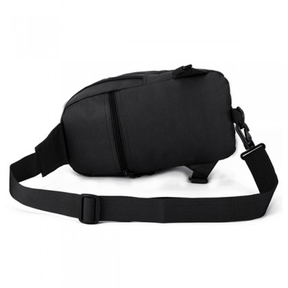 Protector Plus 2-in-1 Multi Purpose Sling/Waist Bag(Y105) - Black