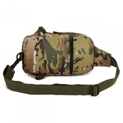 Protector Plus 2-in-1 Multi Purpose Sling/Waist Bag(Y105) - Multicam