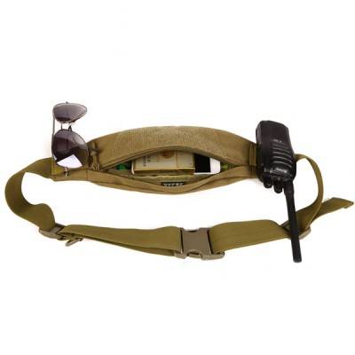 Protector Plus Low Profile Waist Pouch(Small)(Y113) - Tan
