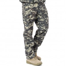 Deltacs Shark Skin SoftShell Water Resistant Combat Pants - ACU