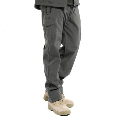 Deltacs Shark Skin SoftShell Water Resistant Combat Pants - Foliage Green