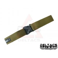 BHD Quick Release Tactical Gear Belt - OD Green