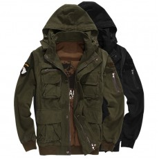 Military Special Force Airborne Hoodie Jacket