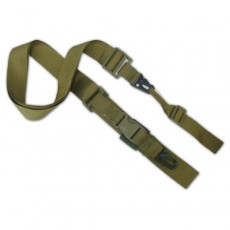 Deltacs 3 Point Airsoft/Paintball Rifle Sling - OD Green