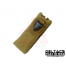 Deltacs Radio Device Pouch - Tan