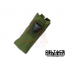 Deltacs Radio Device Pouch - OD Green