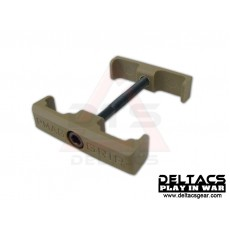 Magpul PTS PMAG Magazine Coupler / Mag Clamp - Dark Earth