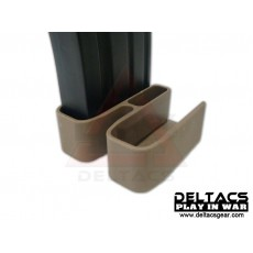 M4 Magazine Coupler / Mag Clamp - Dark Earth