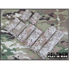 ERGO Diamond Plate Rail Cover Set of 8 - Digital Desert