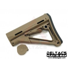 Magpul PTS CTR Carbine Stock - Dark Earth