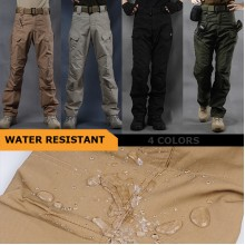 Deltacs Water Resistant IX7 Urban Tactical Cargo Pants