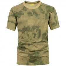 Deltacs Camouflage Cotton T-Shirt - Atacs FG