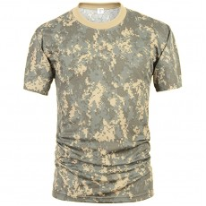 Deltacs Camouflage Quick Dry T-Shirt - ACU