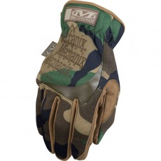 MECHANIX Fast Fit Tactical Gloves - Woodland