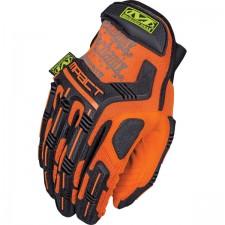 MECHANIX M-Pact Safety Glove - Hi-Viz Orange