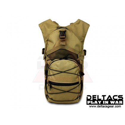 Deltacs Tactical Hydration Back Pack - ACU