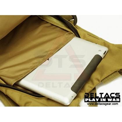 Deltacs Tactical Hydration Back Pack - Digital Desert