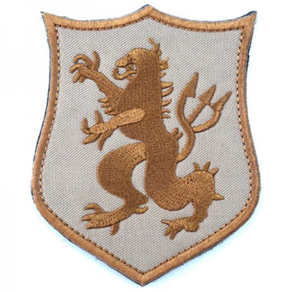 Seal Team Six DEVGRU Gold Squadron Velcro Patch - Yellow