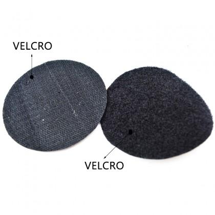 Hydra Velcro Patch - Grey