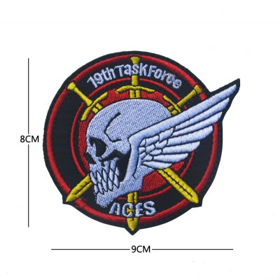 19th Task Force Ace Velcro Patch