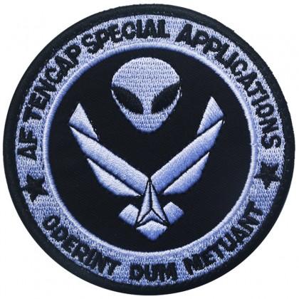 AF Tencap Special Applications Oderint Dum Metuant Velcro Patch