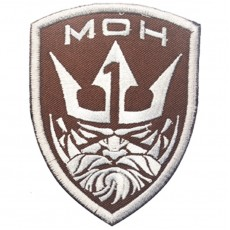 Medal of Honour AFO Team Neptune Velcro Patch - Tan