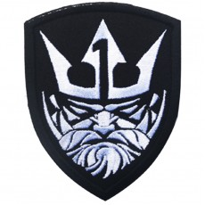 Medal of Honour AFO Team Neptune Velcro Patch - Black/White