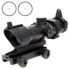 AIM-O ACOG 1x32 Red/Green Dot Scope