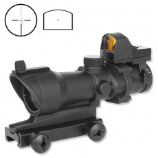 AIM-O ACOG 4x32 Recticle Scope w/ Auto Brightness RMR Red Dot Sight