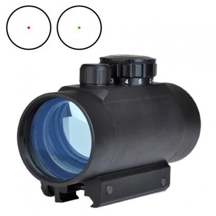 AIM-O 1x40 Red/Green Dot Scope