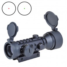 AIM-O 2x42 Red/Green Dot Scope