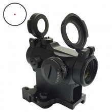 AIM-O T2 Red/Green Dot with QD Mounts & Low Mount