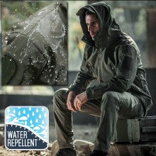 Deltacs Sharkskin Softshell Water Resistant Tactical Jacket