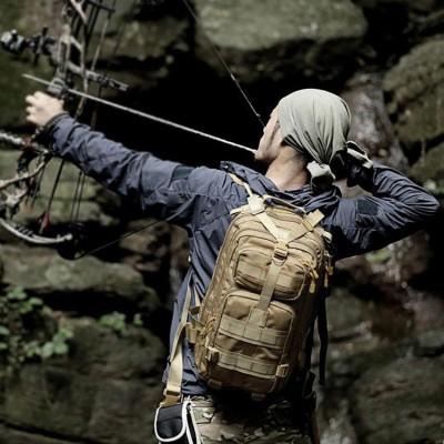3P Tactical Hiking 30 Litre Backpack - Black