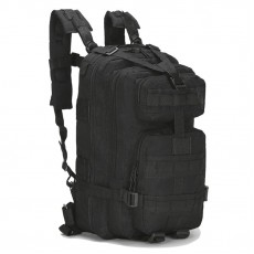 3P Tactical Hiking 30 Litre Backpack - Black