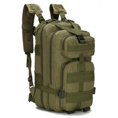 3P Tactical Hiking 30 Litre Backpack - OD Green