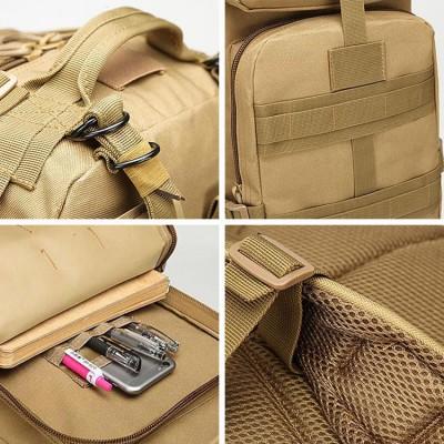 3P Tactical Hiking 30 Litre Backpack - Highlander